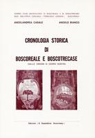 CRONOLOGIA STORICA DI BOSCOREALE E BOSCOTRECASE (Dalle origini ai giorni nostri)